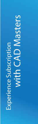 Experience Subscription with CAD Masters